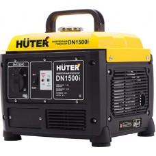 Инверторный электрогенератор HUTER DN1500i (1.1 кВт / 1.3 кВт)