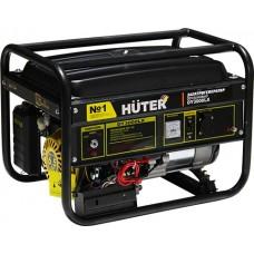 Электрогенератор Huter DY3000LX с электростартером (2.5 кВт / 2.8 кВт)