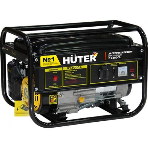Электрогенератор Huter DY4000L (3.0 кВт / 3.3 кВт)