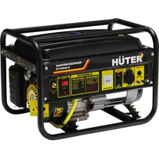 Электрогенератор Huter DY4000LG газ / бензин (3.0 кВт / 3.3 кВт)
