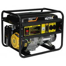 Электрогенератор Huter DY6500L (5.0 кВт / 5.5 кВт)