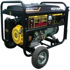 Электрогенератор трехфазный Huter DY9500LX-3 с электростартером (7.5 кВт / 8.0 кВт)