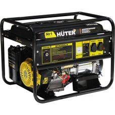Электрогенератор Huter DY6500LX с электростартером (5.0 кВт / 5.5 кВт)