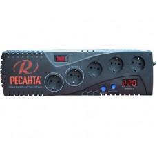 Стабилизатор напряжения Ресанта С-500 (0.45 кВт)
