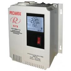 Стабилизатор напряжения Ресанта АСН-2000Н/1-Ц LYX (2.0 кВт)