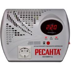 Стабилизатор напряжения Ресанта АСН-500Н/1-Ц (0.5 кВт)