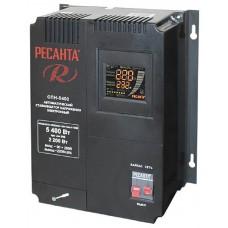 Стабилизатор напряжения Ресанта СПН-5400 (5.4 кВт)