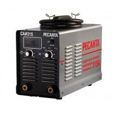 Сварочный аппарат инверторный Ресанта САИ-315 3ф (315 А / 380 В)
