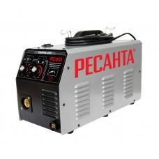 Полуавтоматический сварочный аппарат инверторного типа Ресанта САИПА-200 (200 А / 1.0 мм)