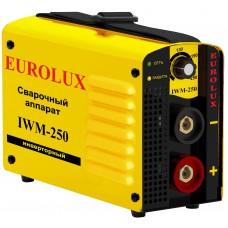 Сварочный аппарат инверторный Eurolux IWM-250 (250 А)